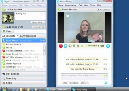 Skype 2 версия
